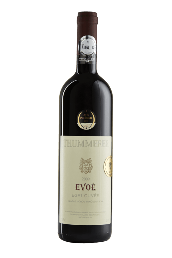 Evoé Cuvée 2009