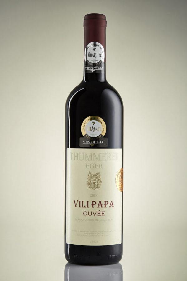 Vili Papa cuvée 2006