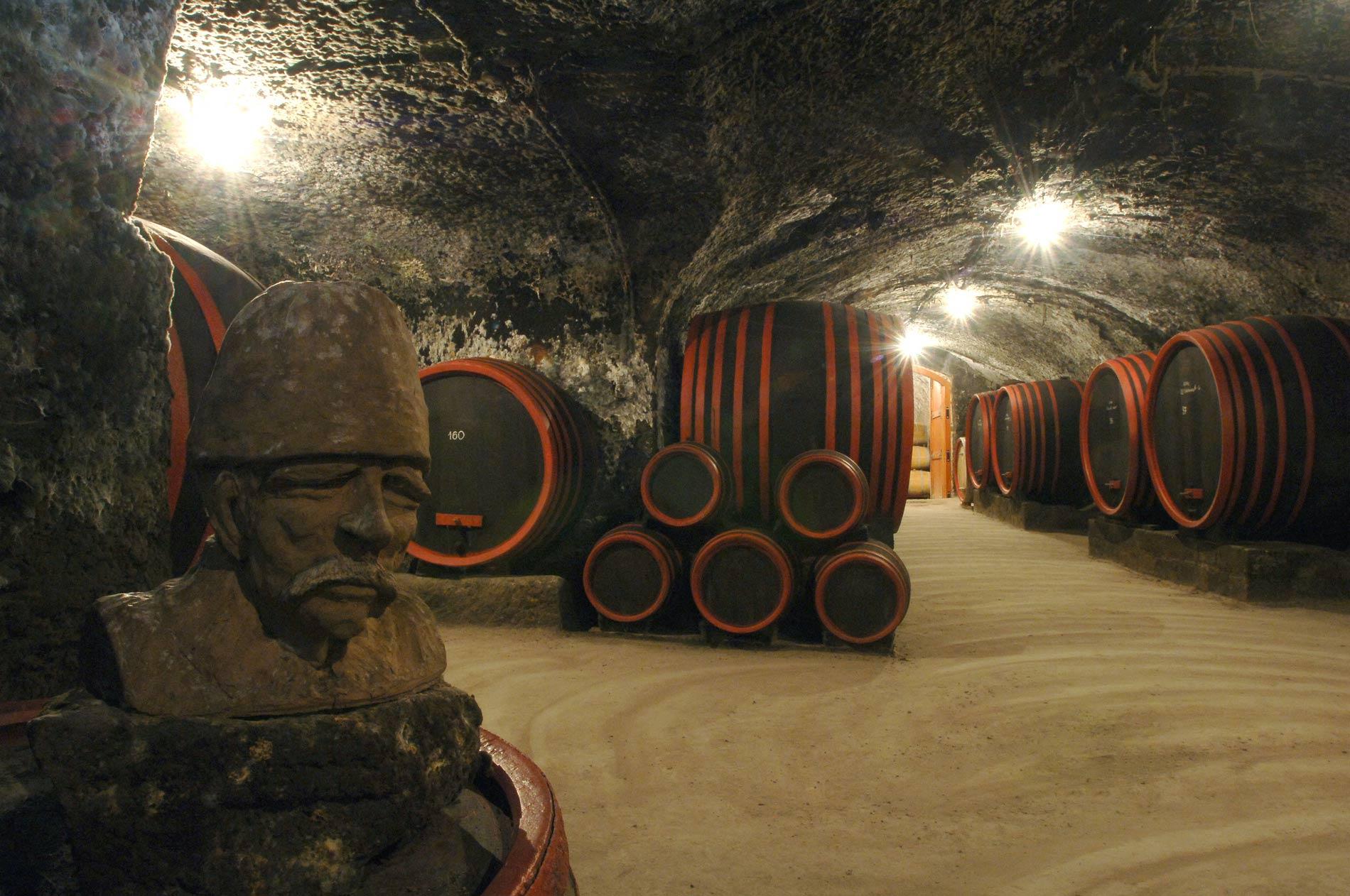 Old cellar part