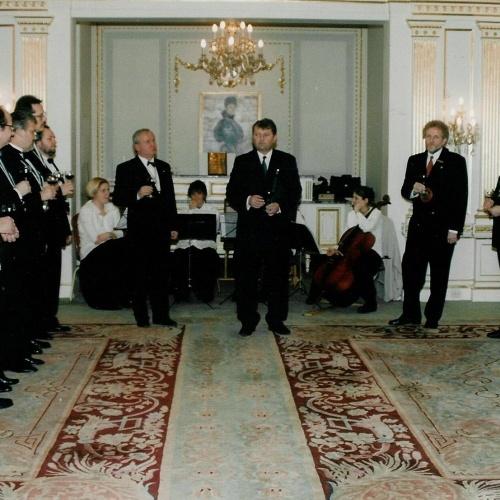 Az Év Bortermelője 1995 díjátadó