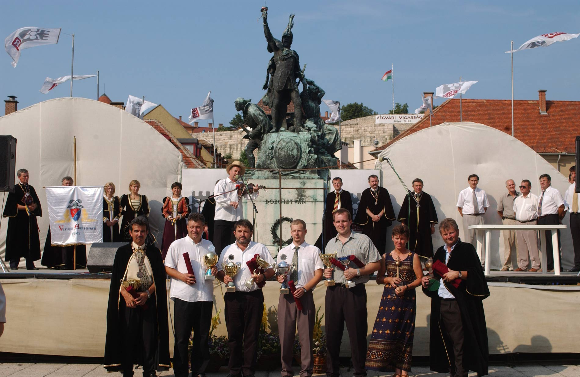The Wine Producer of the Year in Eger Common Award