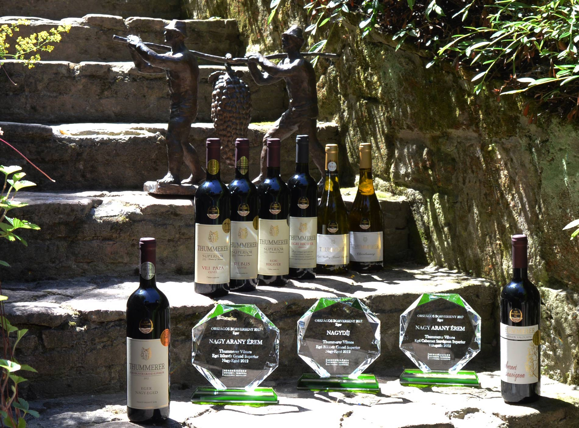 National Wine Competition Awards