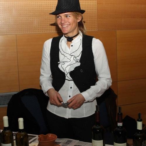 Ildiko Thummerer Wine Salone