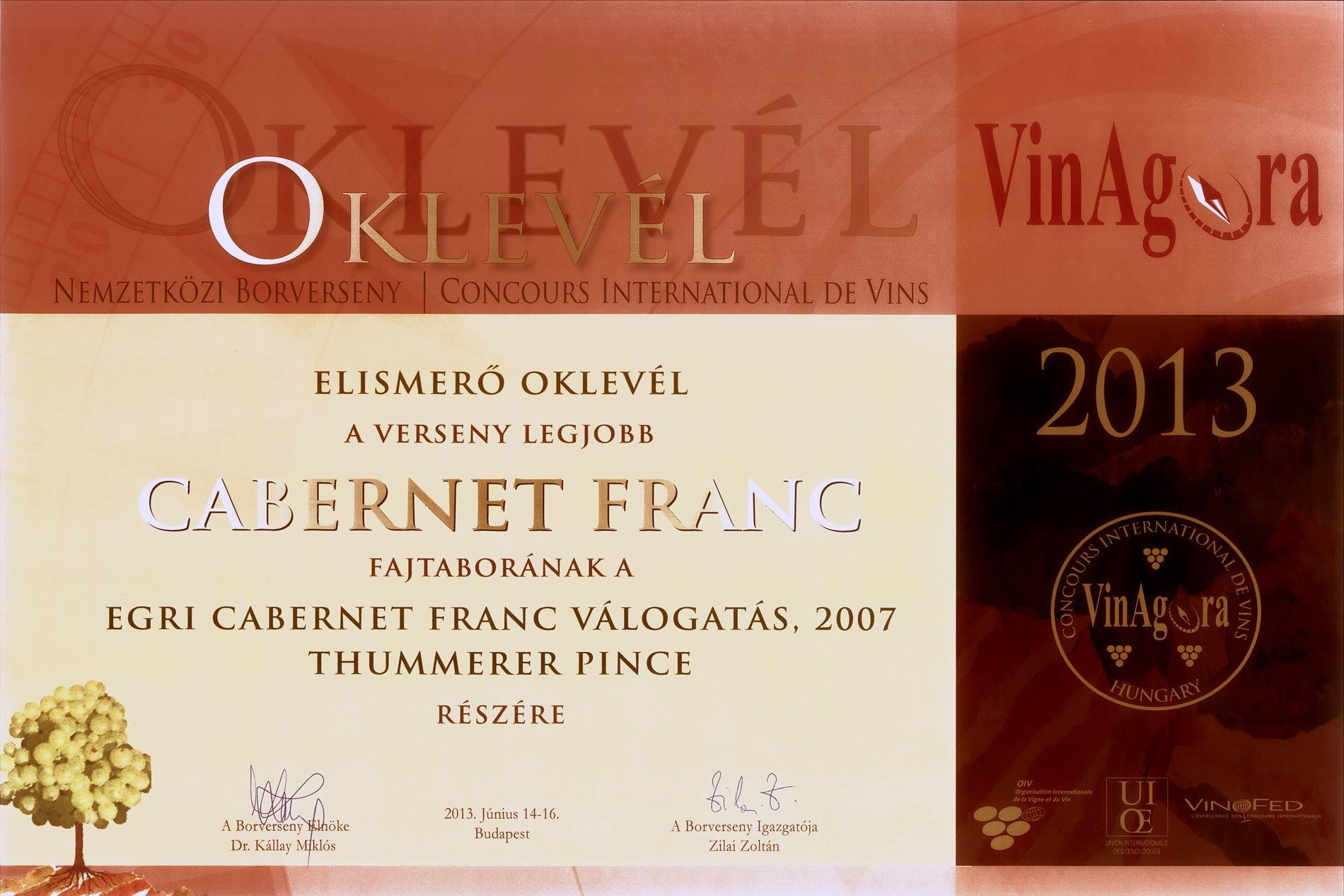 Best Wine in Category