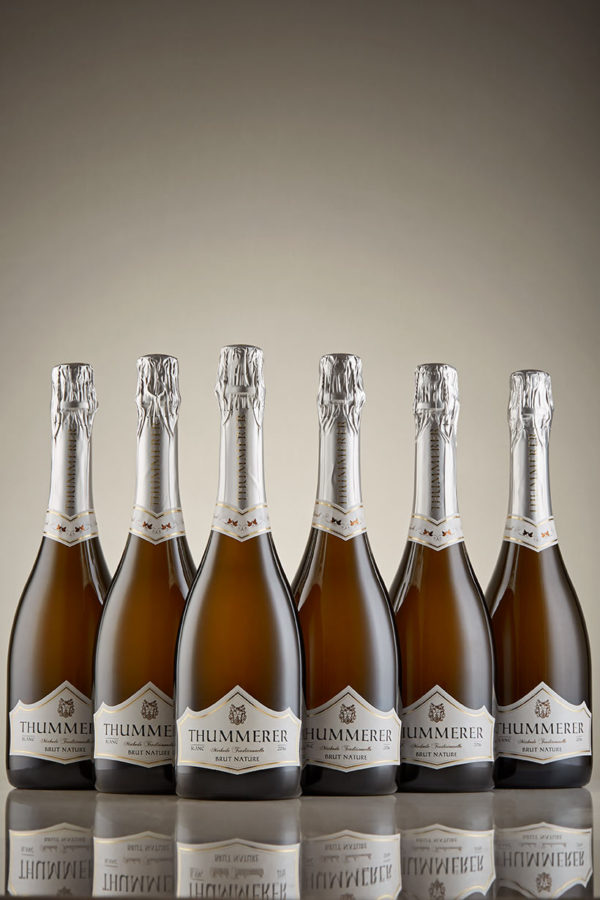 Brut Nature Champagne pack
