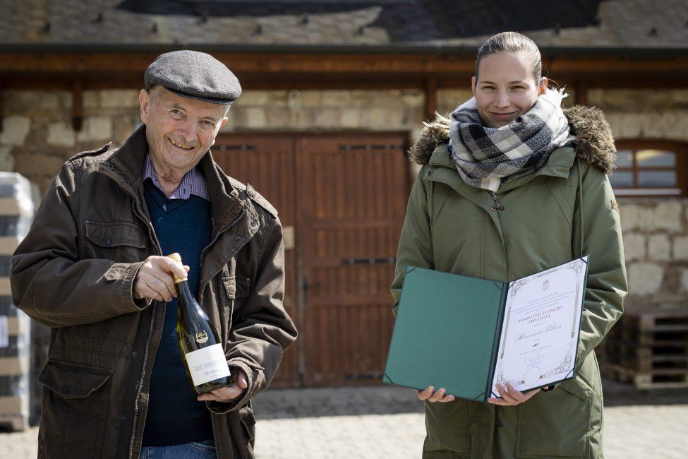 Chardonnay du Monde – Aranyérmünk, sikerünk és ami mögötte van